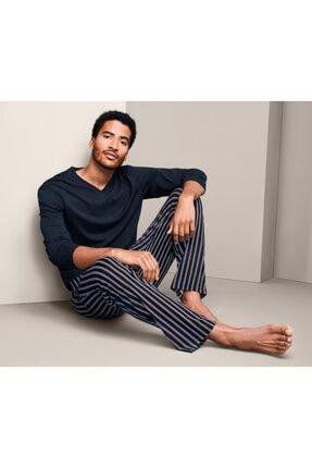 Tchibo Erkek Organik Pamuklu Pijama Takımı