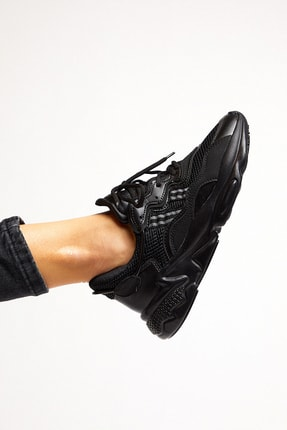 Tonny Black Siyah Unisex Sneaker TB248-0