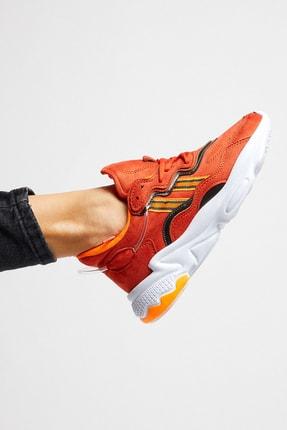 Tonny Black Oranj Unisex Sneaker TB248-0