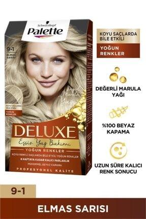 Palette Deluxe 9-1 Küllü Sarı X 2 Adet
