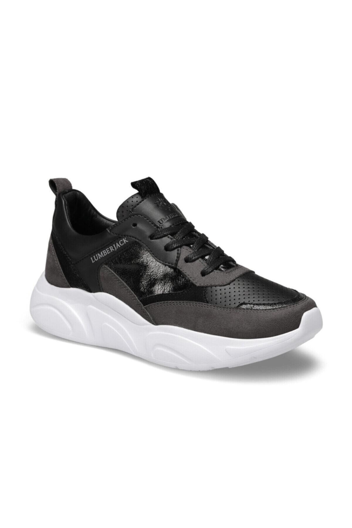 lumberjack LILIAN Siyah Kadın Sneaker Ayakkabı 100486544 1
