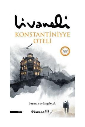 İnkilap Yayınları Konstantiniyye Oteli