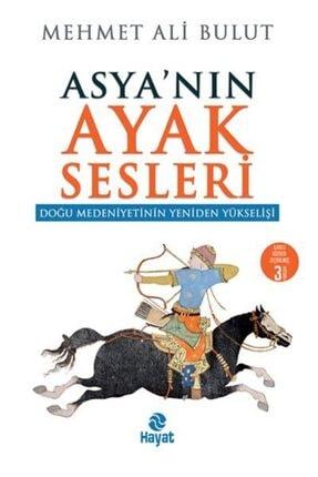 Özgür Hayat Yayınları Asya'nın Ayak Sesleri - Doğu Medeniyetinin Yeniden Yükselişi