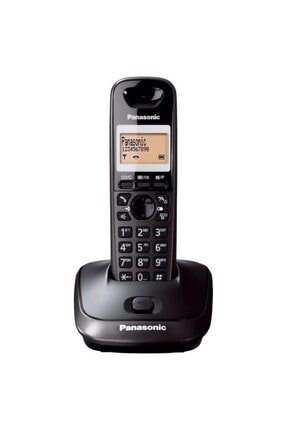 PANASONIC Telsiz Dect Telefon Siyah Kx-tg2511
