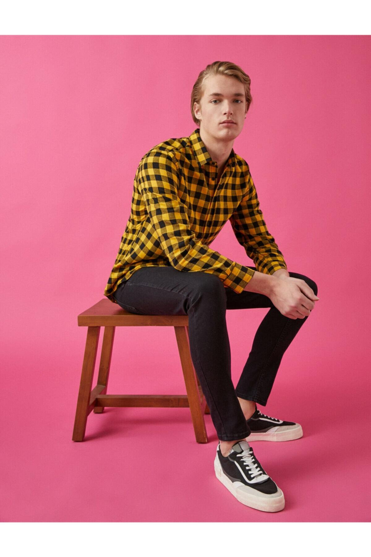 Koton Micheal Skinny Fit Ultra Strech Jean Pantolon 1