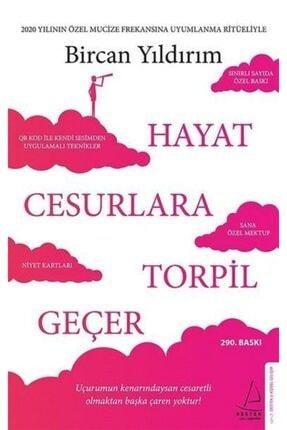 Ens Destek Yayınları Hayat Cesurlara Torpil Geçer (özel Baskı)