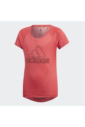 adidas YG TR CHILL TEE Yavruağzı Kız Çocuk T-Shirt 101117625