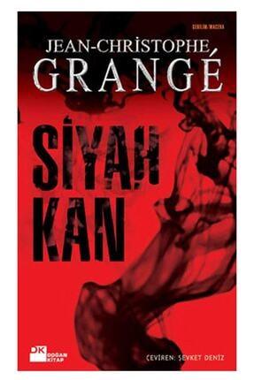 Doğan Kitap Siyah Kan - Jean-christophe Grange -