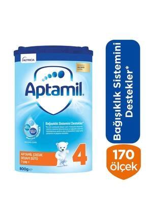 Aptamil 4 Numara Devam Sütü 800 gr