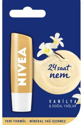 Nivea Lip Care Vanilya 5.5ml