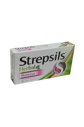 STREPSİLS Herbal Ekinezya 16 Pastil