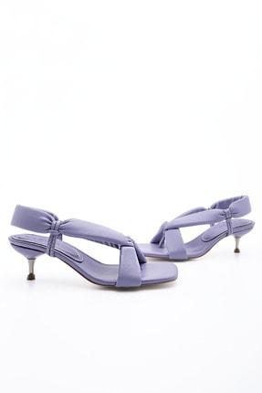 Marjin Kadın Parmak Arası Topuklu Sandalet Eltazlila