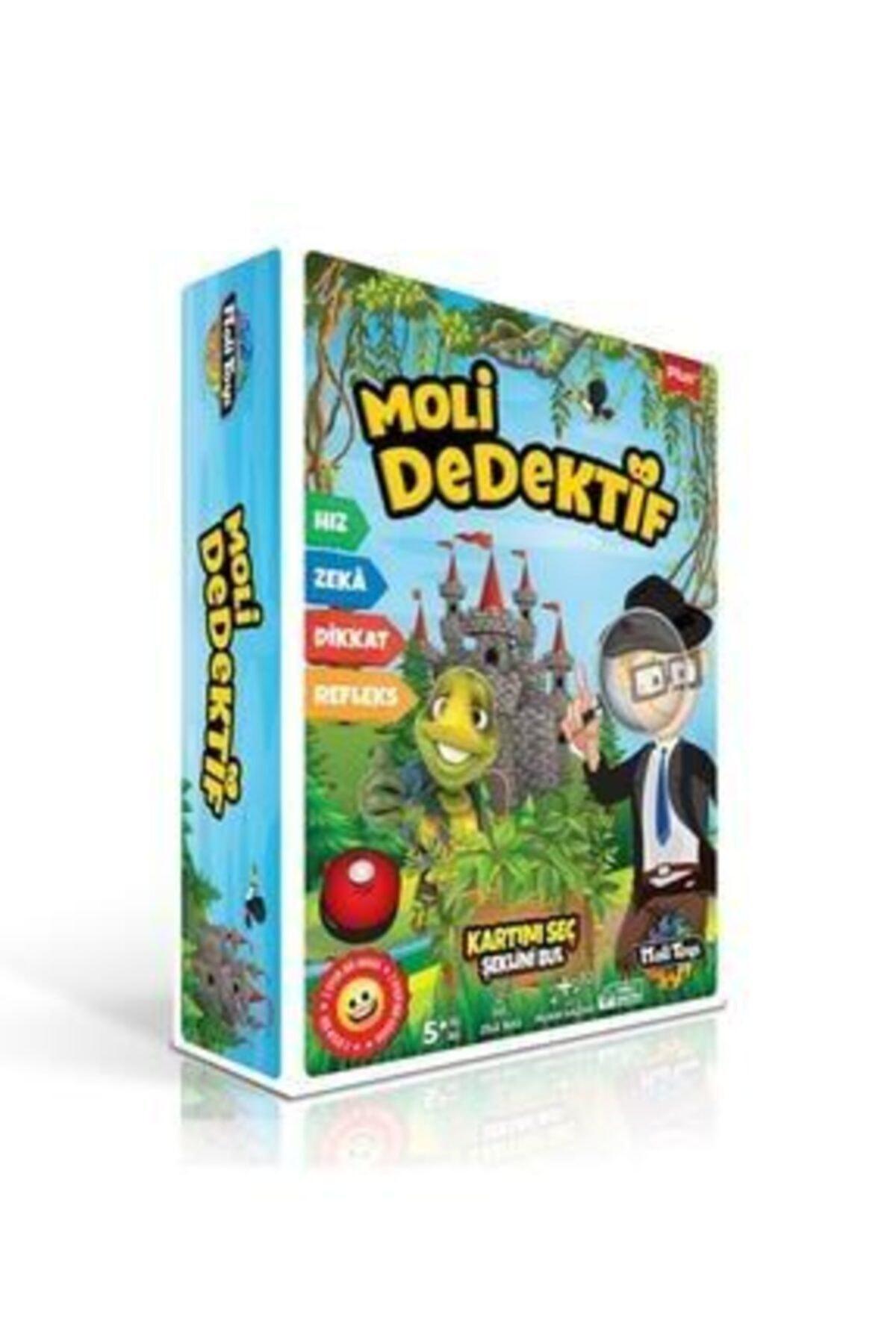 Moli Toys Dedektif Oyun Eğitici, Zeka ve  Strateji Oyunu 1