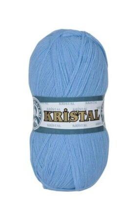 Kristal Mavi Lif İpi