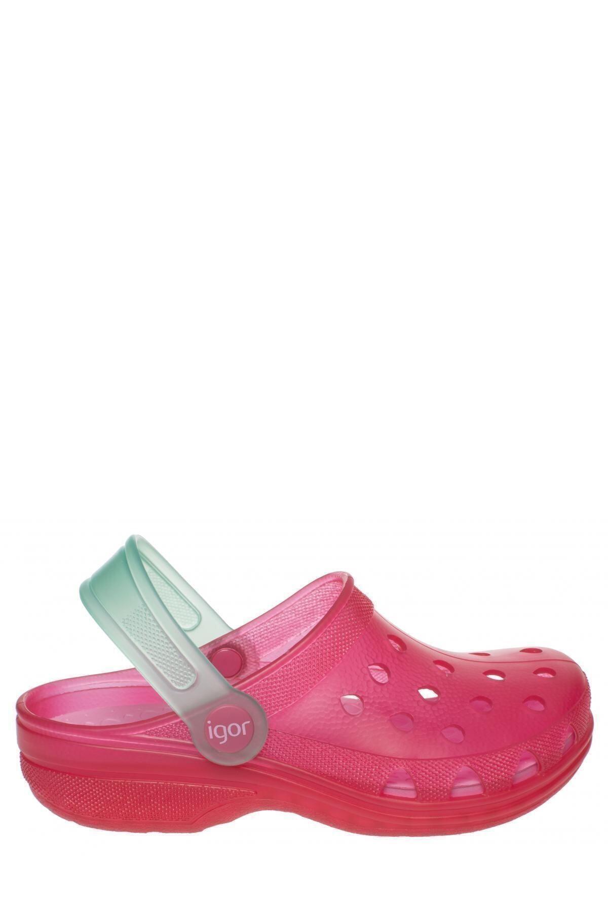IGOR S10116 -Ö14 Fuşya Kız Çocuk Sandalet 100293819 2
