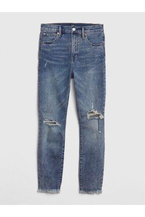 GAP Yüksek Belli True Skinny Jean Pantolon