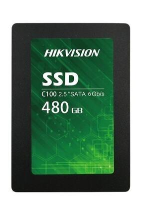 "Hikvision Hs-ssd-c100/480g 550/435mbs Okuma/yazma 2.5"" 6gb/s Ssd"
