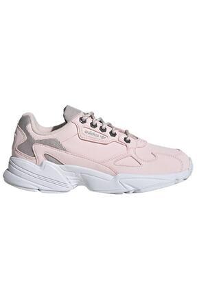 adidas Kadın Pembe Günlük Ayakkabı Falcon W