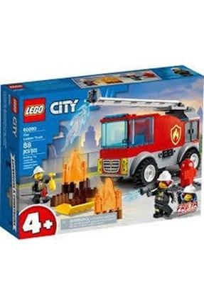 LEGO City Merdivenli İtfaiye Kamyonu 60280