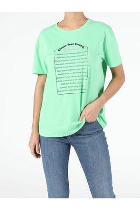 Colin's Kadın Kısa Kol T-Shirt