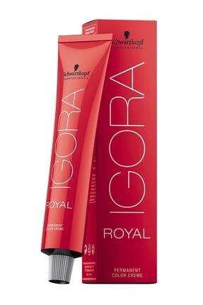 Igora Royal 6-77 Koyu Kumral Yoğun Bakır Saç Boyası