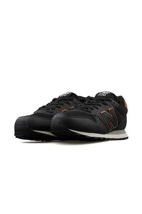 New Balance Siyah Taba Erkek Günlük Spor Ayakkabı Gm500bgb V3