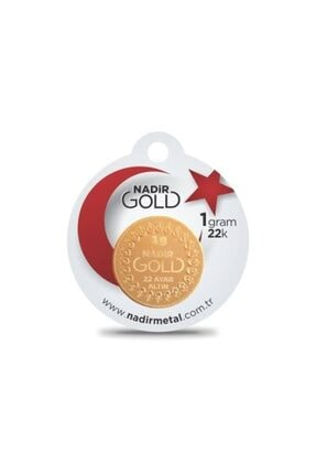Nadir Gold 1 Gr 22 Ayar Altın
