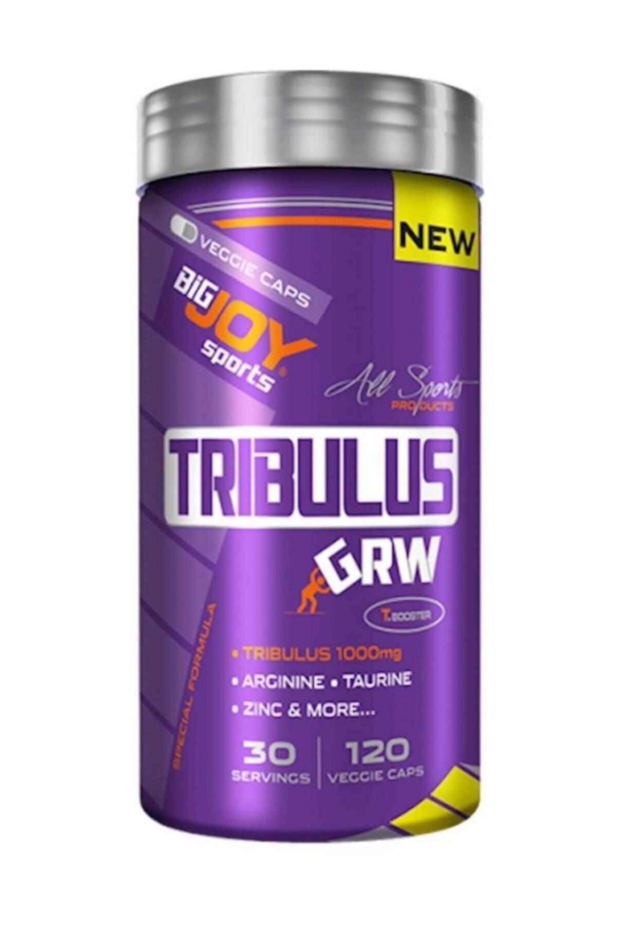 Big Joy Bigjoy Sports Tribulus Arginine Taurine Zinc Amino Asit 120 Kapsül 1