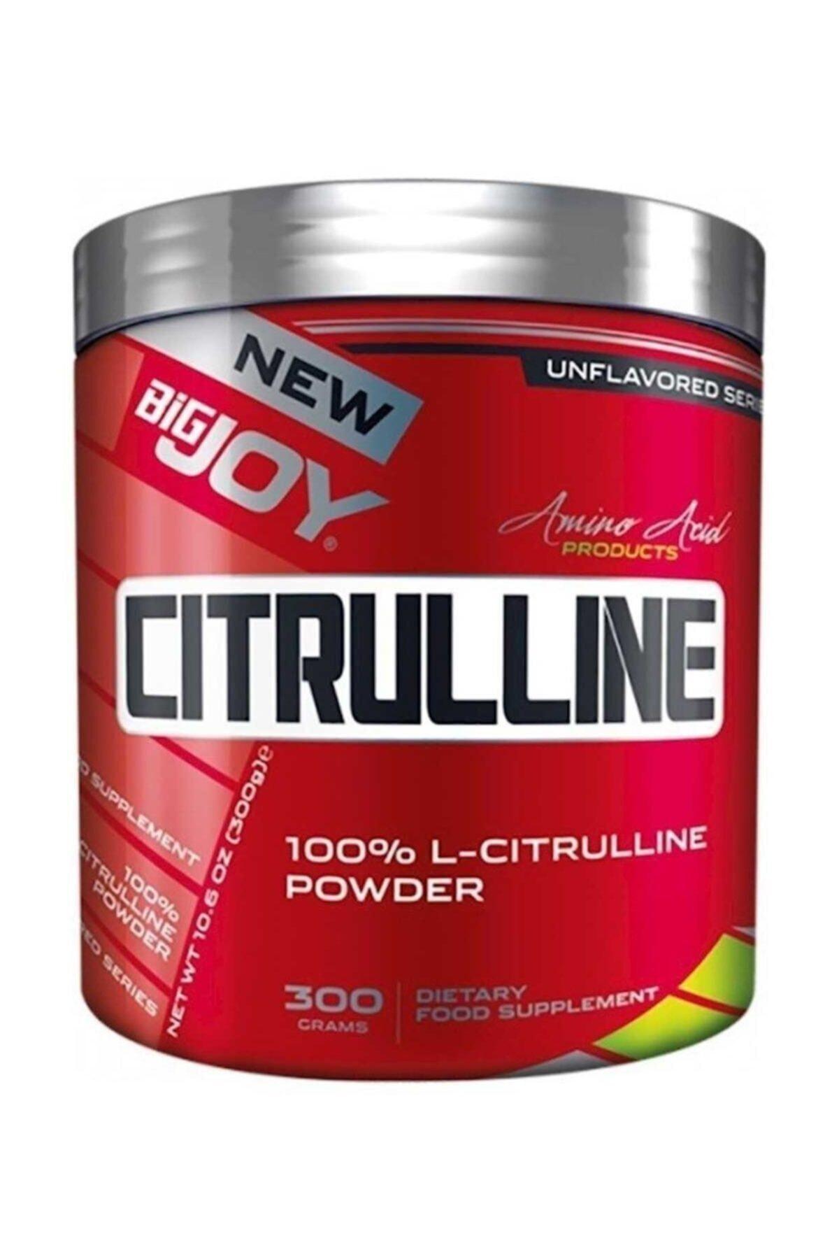 Big Joy Bigjoy Sports Citrulline Powder Amino Asit 300g 1