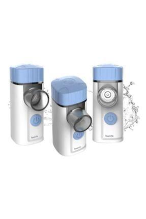 FEELIFE Feellife Air Pro 3 Mesh Taşınabilir Şarjlı Portatif Nebulizatör