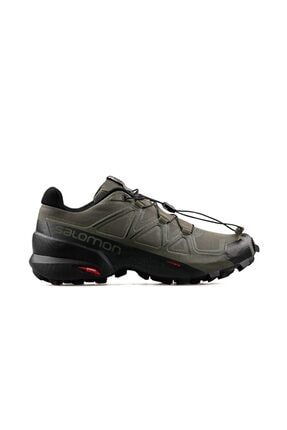 Salomon Speedcross 5 Erkek Outdoor Ayakkabı - L40968100-grape Leaf/black/phantom