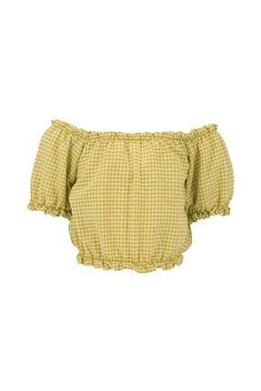 DeFacto Kız Çocuk Pötikareli Bluz