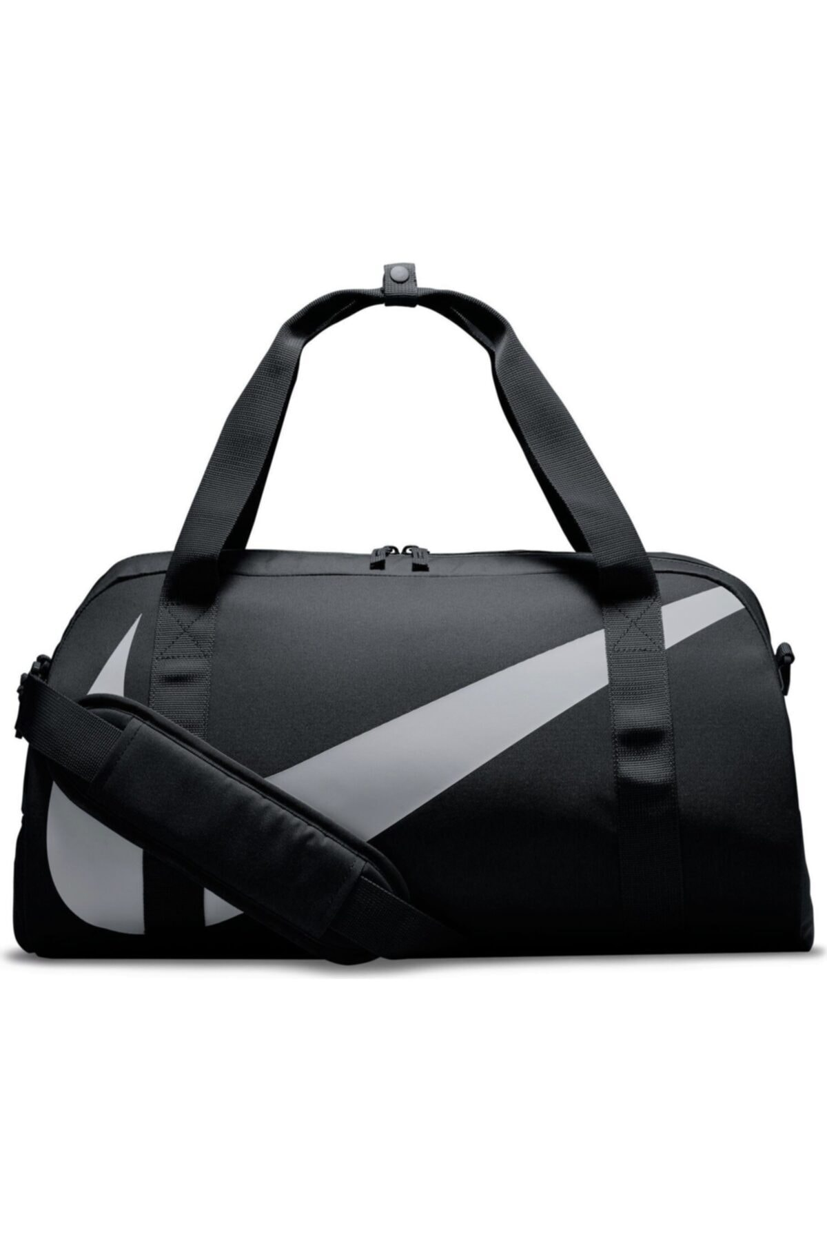 Nike Unisex Siyah Orta Boy Spor Çantası Ba5567-010 48 Cm 1