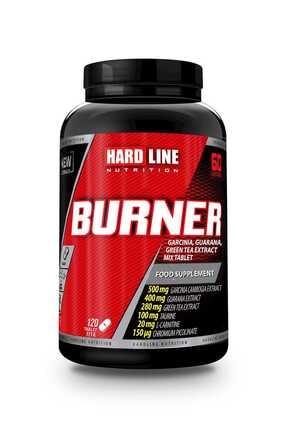 Hardline Burner 120 Tablet - Aromasız
