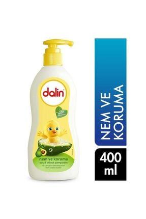 Dalin Nem Koruma Saç Ve Vücut Şampuanı 400 Ml