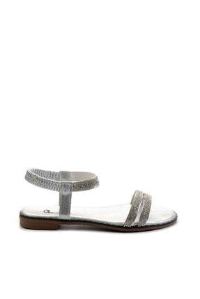 Bambi Lame Kadın Sandalet K05913700178