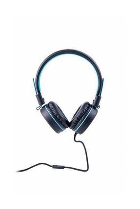 Preo My Sound Ms05 Kulaküstü Mavi Kulaklık