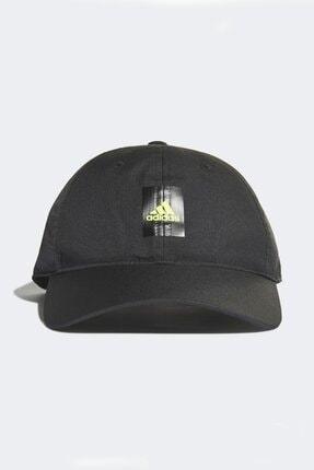 adidas Erkek Siyah Lıghtweıght Cap Şapka