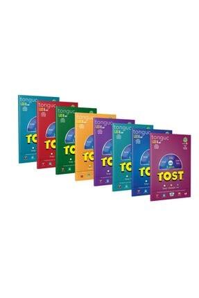 Tonguç Akademi 8. Sınıf LGS Tost 1. 2. 3. 4. 5. 6. 7. 8. Adımlar Türkçe - Matematik - Fen