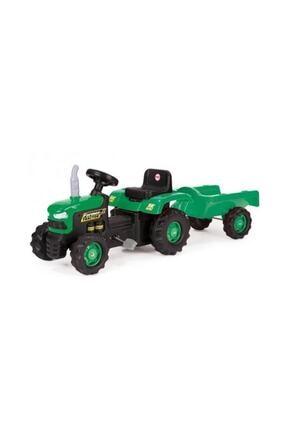 Dolu Römorklu Traktör Pedallı