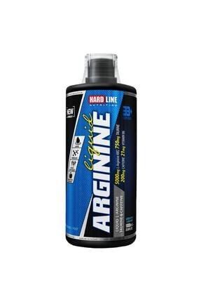 Hardline Arginine Liquid 1000 ml - Yeşil Elma