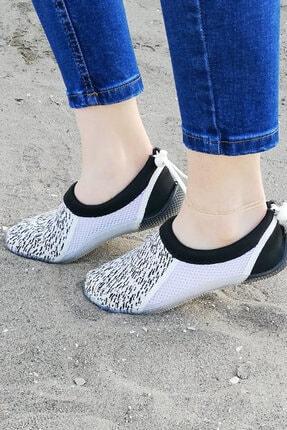 Savana Beyaz Deniz Ayakkabısı