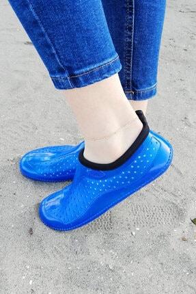 Savana Mavi Unisex Naylon Deniz Ayakkabısı