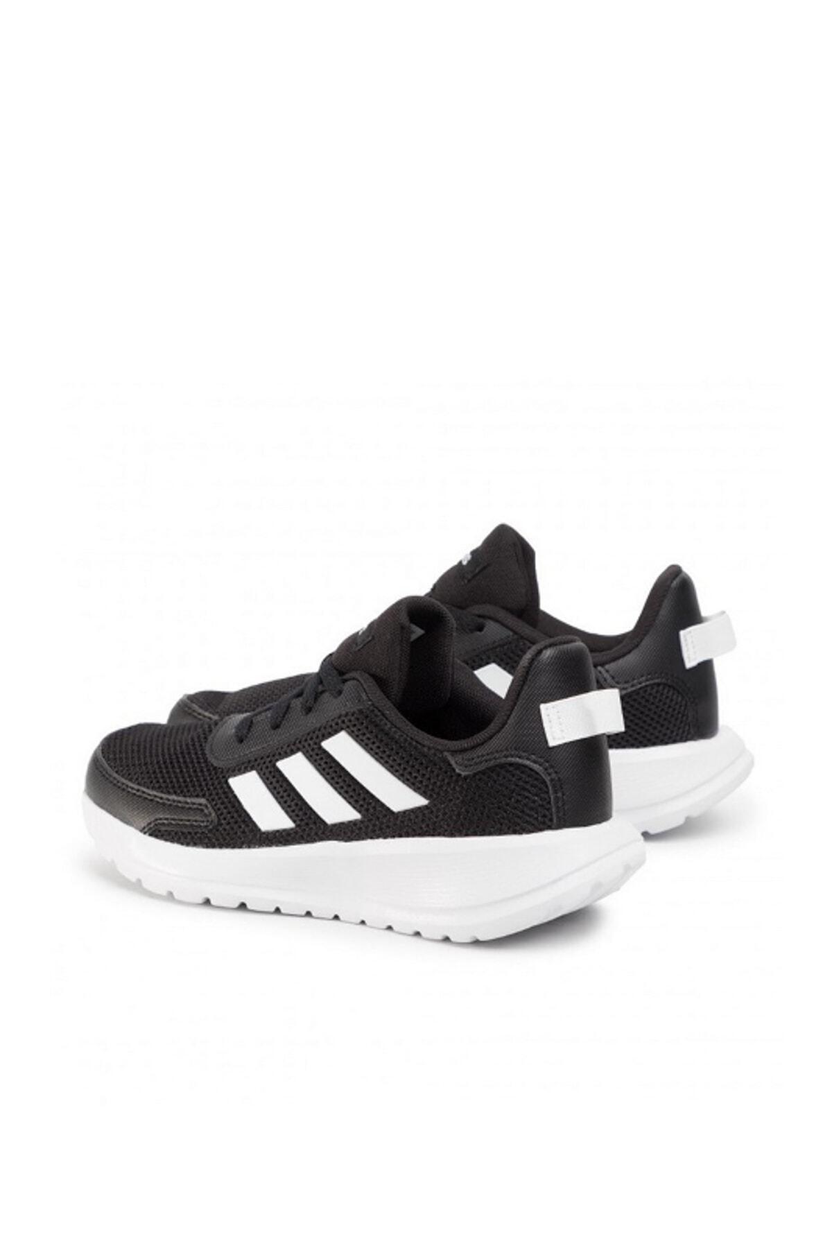 adidas TENSAUR RUN Siyah Erkek Çocuk Koşu Ayakkabısı 100531451 2