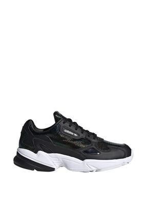 adidas Kadın Siyah Falcon Ayakkabı Ef5517 W