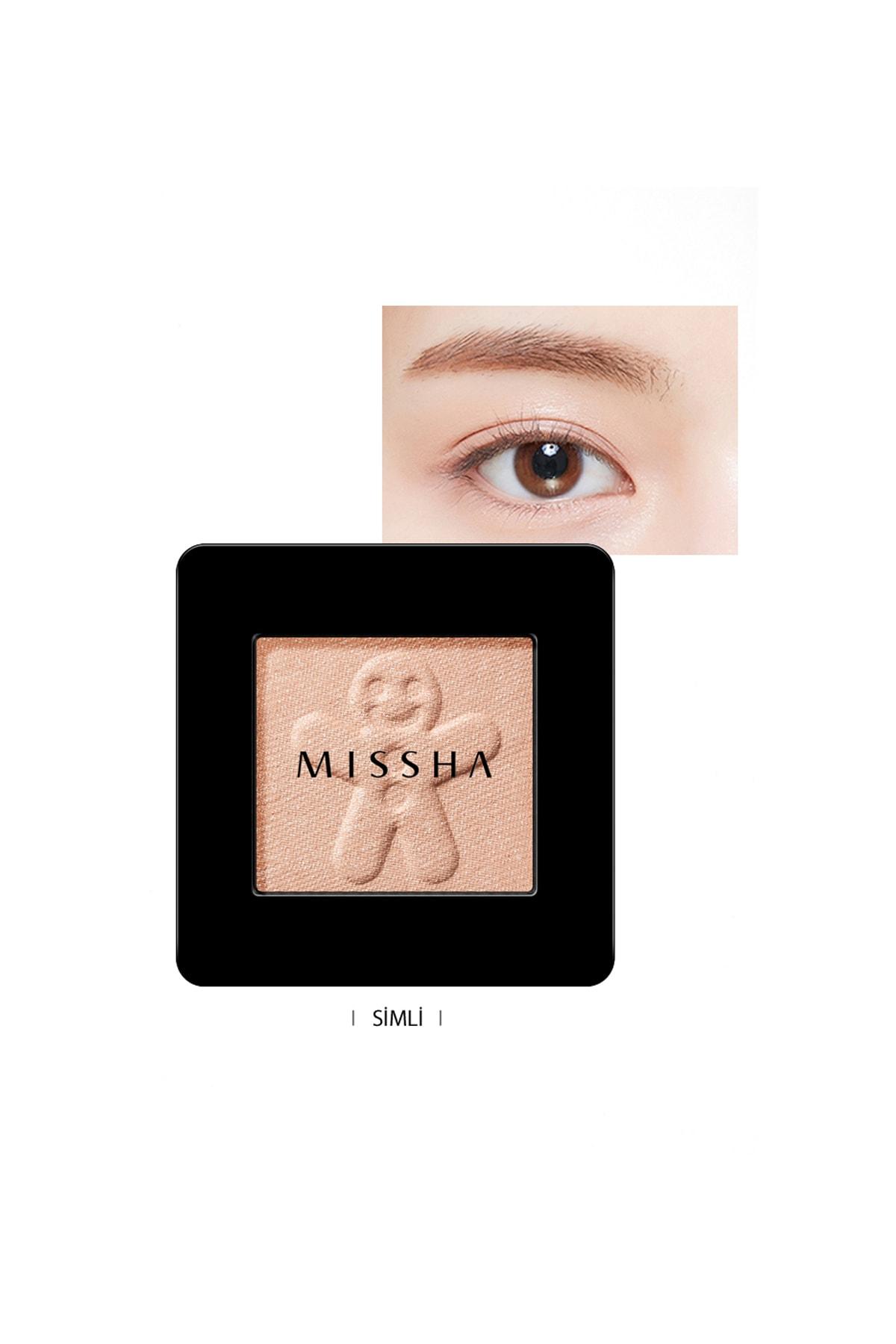 Missha Simli Tekli Far Modern Shadow (GBE04/Star Candy)