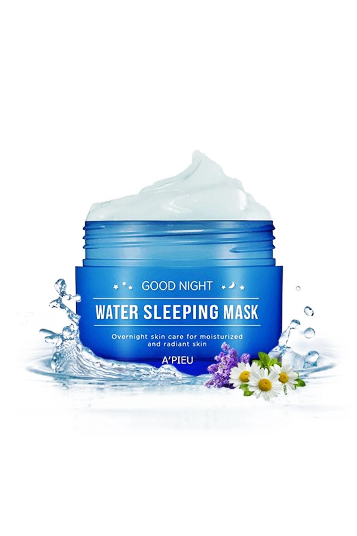 Missha Nemlendirici Gece Uyku Maskesi 105ml APIEU Good Night Water Sleeping Mask