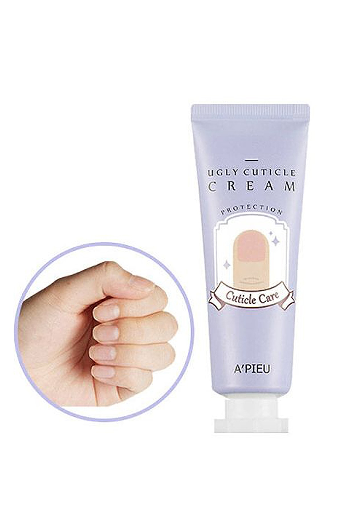 Missha Yıpranmış Ve Kurumuş Tırnak Dipleri İçin Bakım Kremi 10ml APIEU Ugly Cuticle Cream