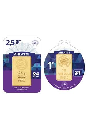 Ahlatcı 24 Ayar-3.5 Gram Külçe Altın
