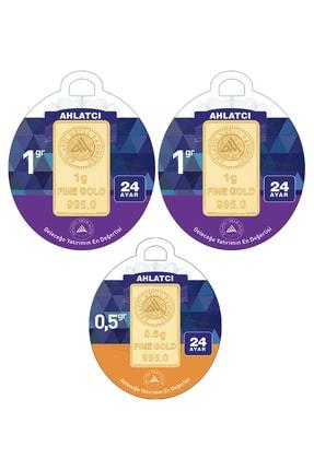 Ahlatcı 24 Ayar-2.5 Gram Külçe Altın